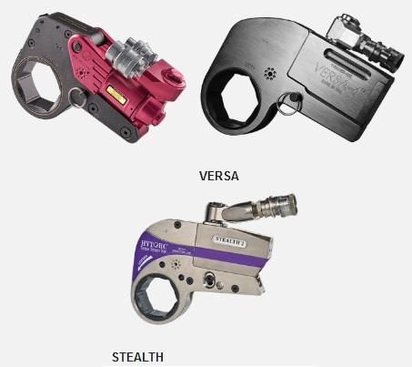 Гайковерты гидравлические кассетные Hytorc