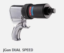 Пневматический гайковерт Hytorc Jgun Dual Speed