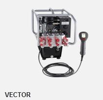 Гидравлическая маслостанция Hytorc Vector Pump