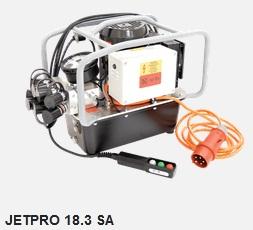 Гидравлическая маслостанция Hytorc BIGJET-18.3/50H