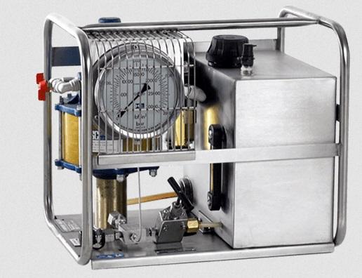 Підводний насос натяжувача HYTORC HBT-1507-SS